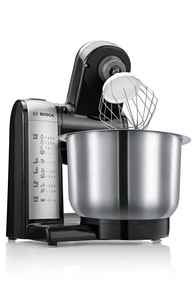 Küchenmaschine mit Waage - Kuechenmaschinenwelt.de