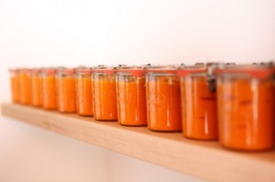 Apfel-Karottenmarmelade