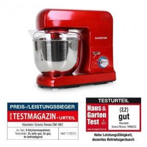 klarstein-gracia-rossa-test