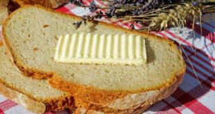 Butter auf Brot