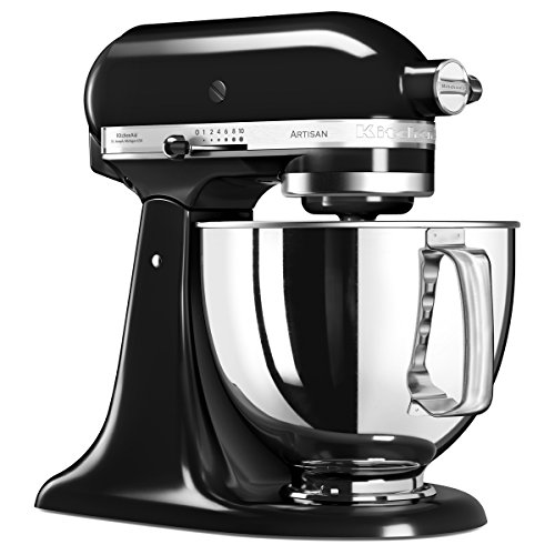 KitchenAid Artisan in onyx schwarz
