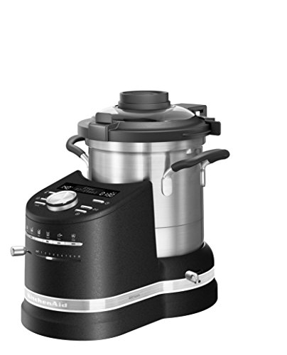 KitchenAid Cook Processor in schwarz